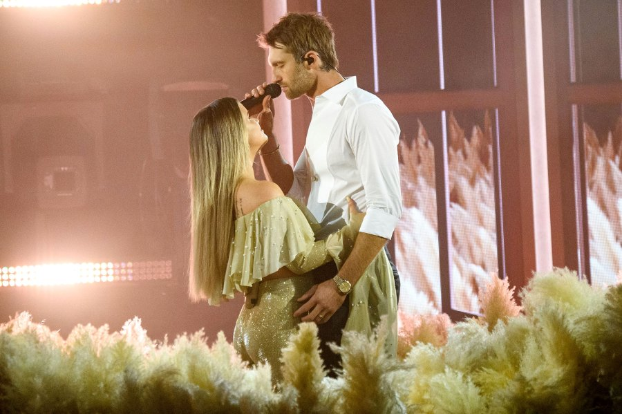Maren Morris and Husband Ryan Hurd Perform Sexy Duet ACM Awards 2021 02