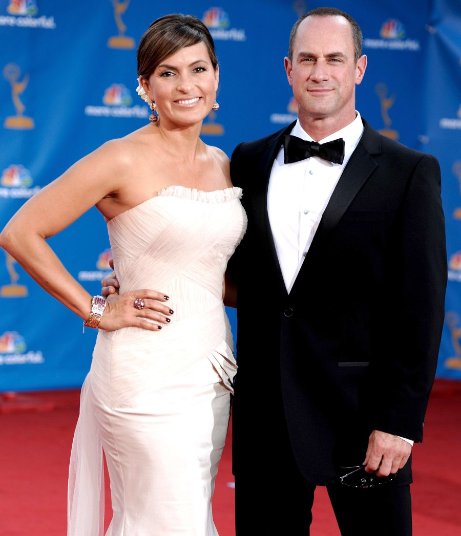 Mariska Hargitay and Chris Meloni's Sweetest Quotes About Each Other