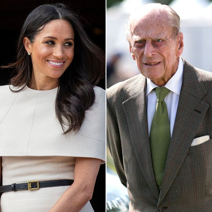 Meghan Markle Sent Personalized Wreath, Handwritten Note to Be Laid at Prince Philip's Funeral Split please