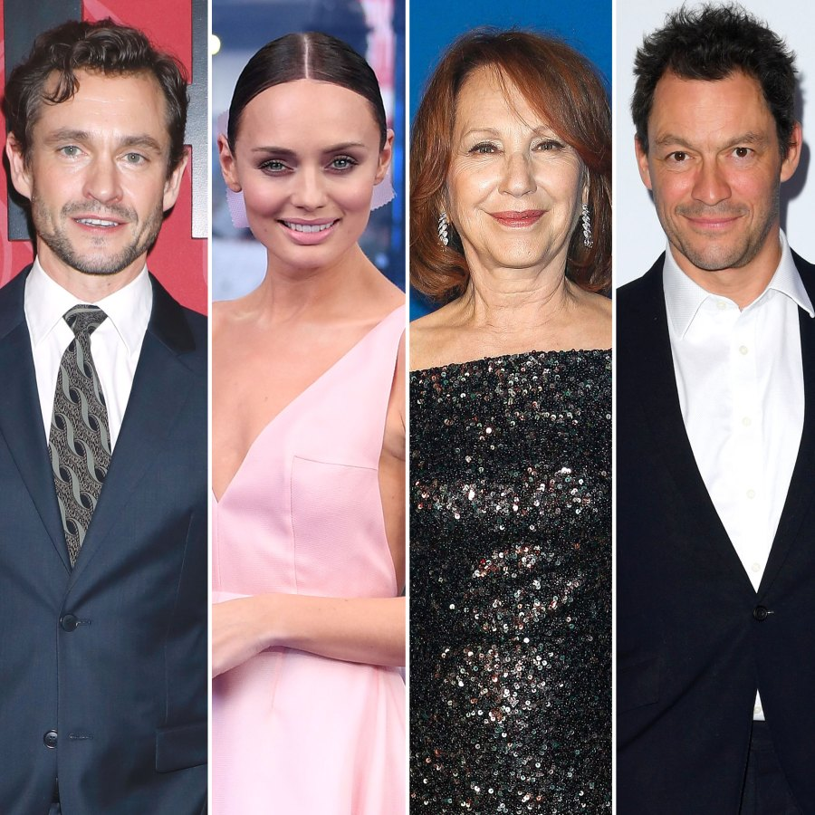 New Hugh Dancy, Laura Haddock, Nathalie Baye and Dominic West Downton Abbey Returning for a Second Film