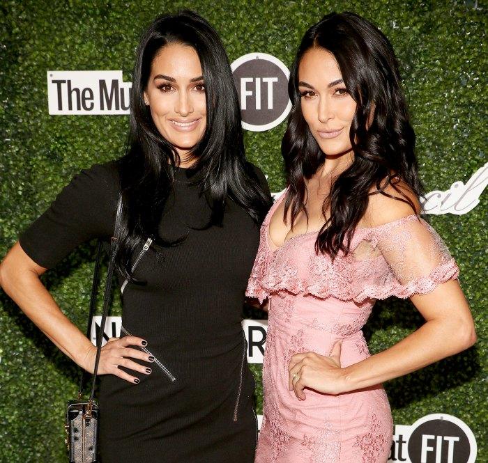Nikki Bella y Brie Bella comparten lo que se debe y no se debe hacer como padres 1