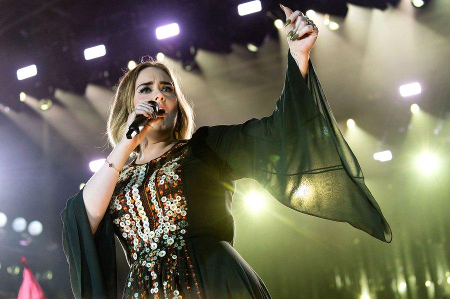 Numbered Title Adele Next Album