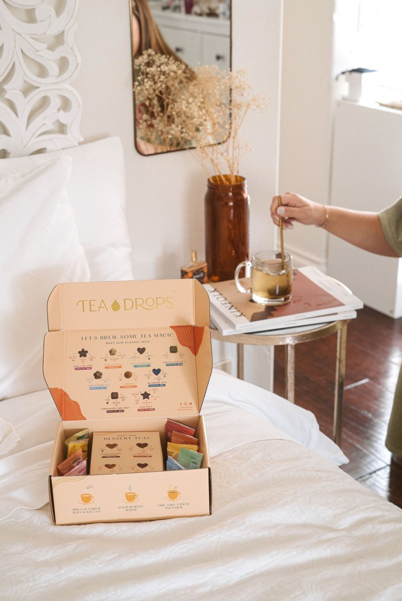 Tea Drops Perfect Presents Pamper This Mothers Day