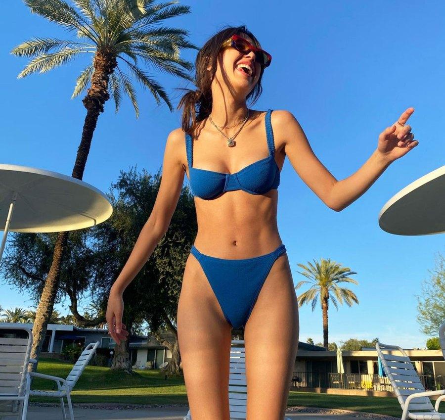 Olivia Rodrigo Looks Happy as Can Be in Bikini After Releasing 'Deja Vu'