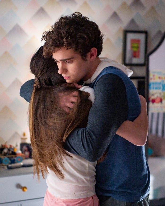 Olivia Rodrigo y Joshua Bassett se reencuentran en el tráiler de la temporada 2 de 'High School Musical: The Musical: The Series' después de un drama de la vida real