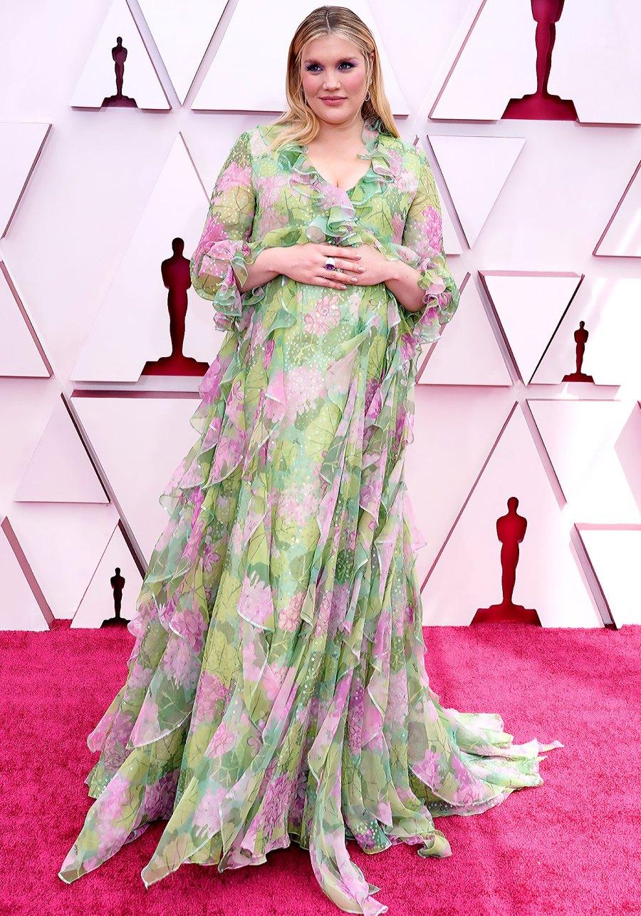 Oscars 2021 Emerald Fennell Oscars Bumps