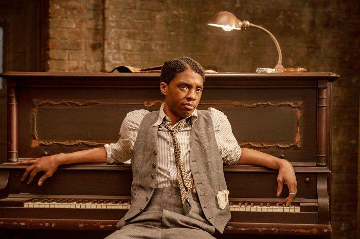 Chadwick Boseman Ma Raineys Black Bottom Oscars 2021 Lista completa de nominados Ganadores