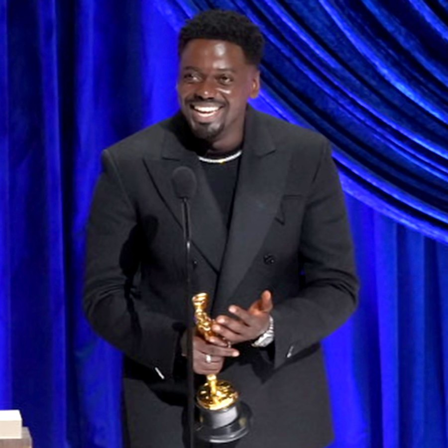 Oscars 2021 Full List of Nominees Winners DANIEL KALUUYA