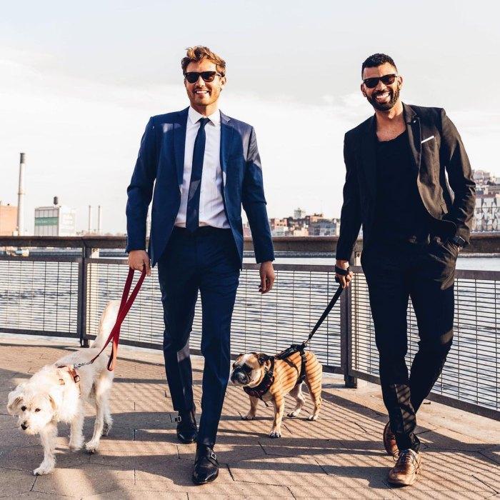 Peter Weber y Dustin Kendrick anuncian el podcast de solteros en la ciudad