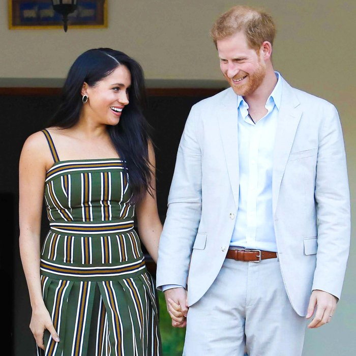 Meghan Markle embarazada está sobre la luna que el príncipe Harry vuelva a casa