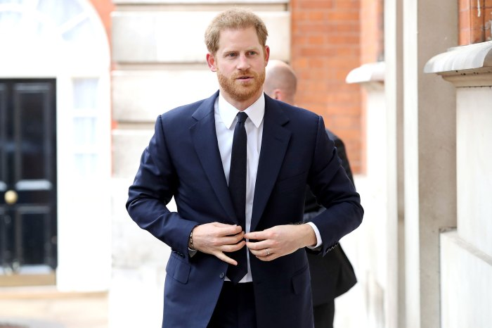 Prince Harry Leaves the UK After Attending Prince Philip Funeral 2