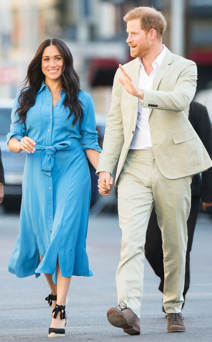 Prince Harry and Meghan Markle Will Appear at Global Citizen Concert Event
