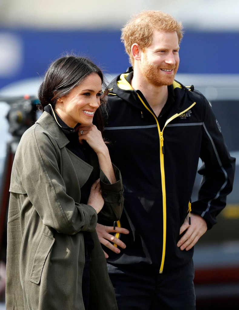 Prince Harry and Meghan Markle Announce Their First Netflix Series Invictus Games