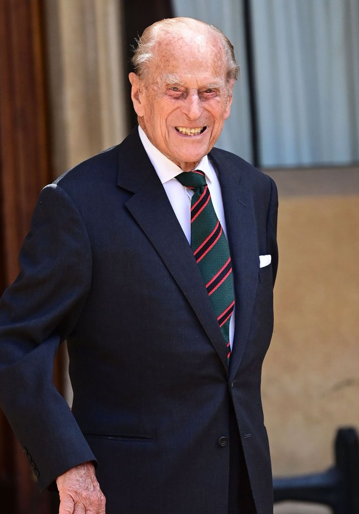 Prince Philip's Family Asks Public Not to Leave Flowers Following His Death