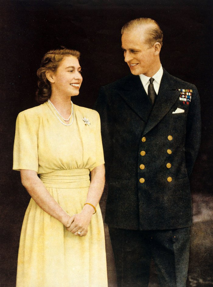 Prince Philip Flattered Queen Elizabeth Had a Crush on Him When They Met