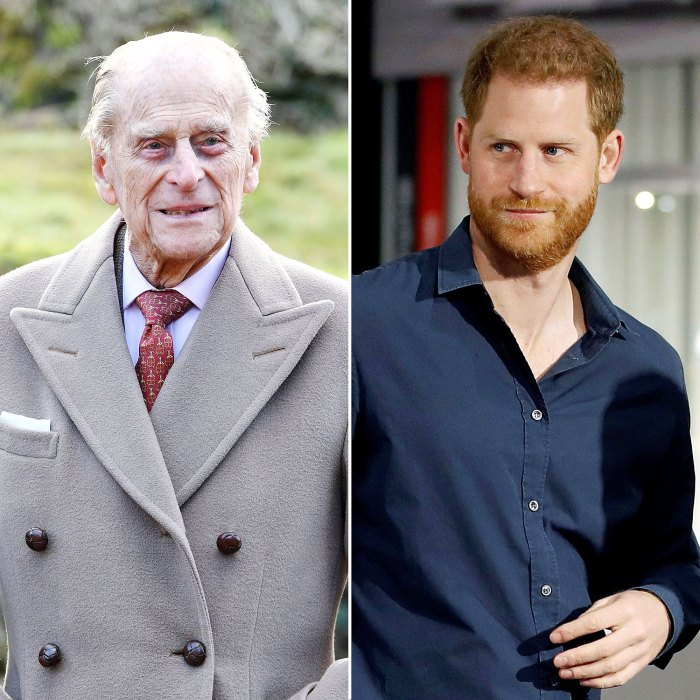Prince Philip Thought Extremely Fondly Prince Harry Despite Drama