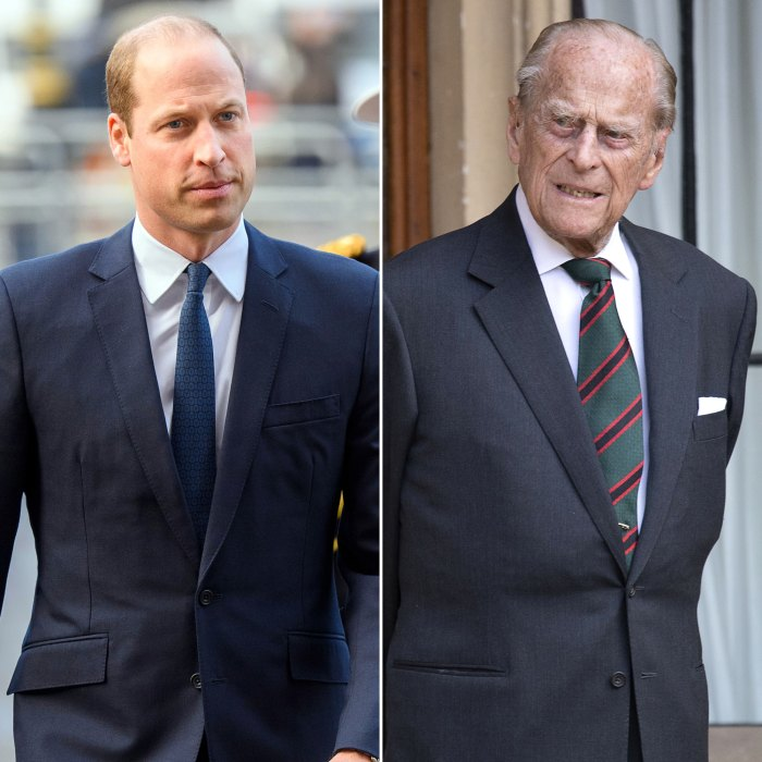 Prince William Cancels BAFTAs Appearance After Grandfather Prince Philip's Death