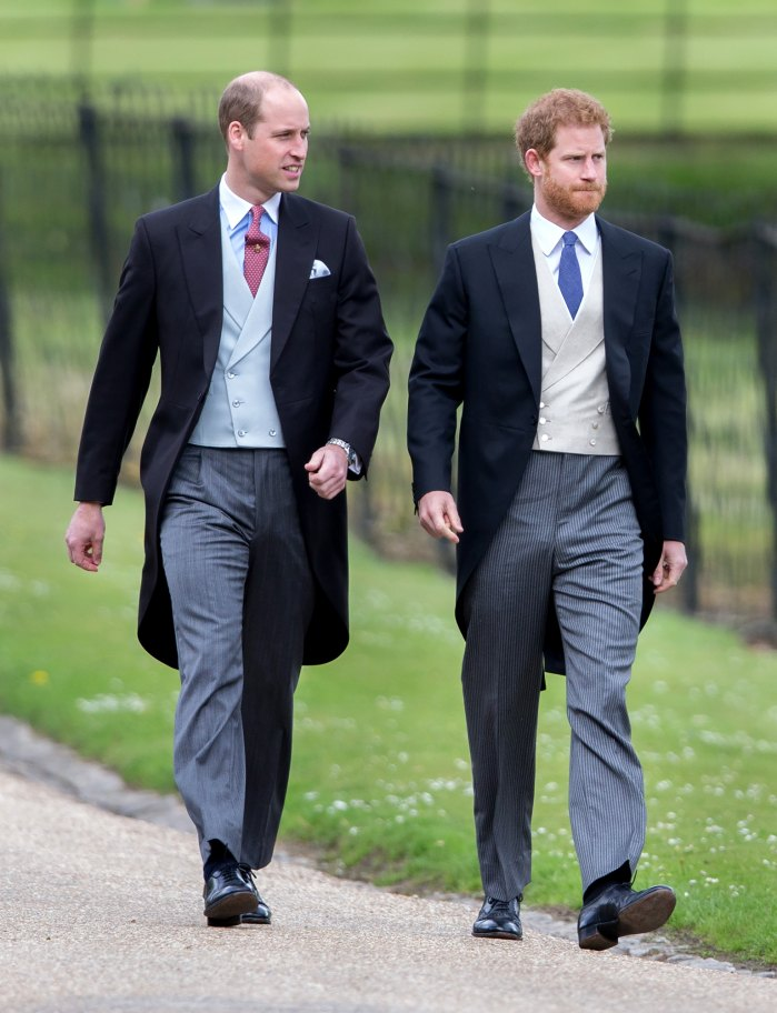 Prince William and Prince Harry 'Only' Talked About 1 Thing During Post-Interview Chat