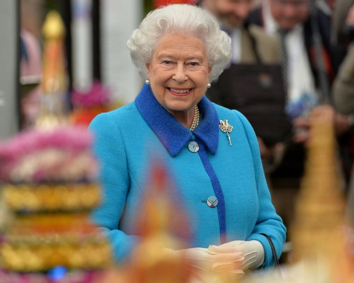 Queen Elizabeth II Is Opening Buckingham Palace Gardens for Public Summer Picnics for 1st Time in History