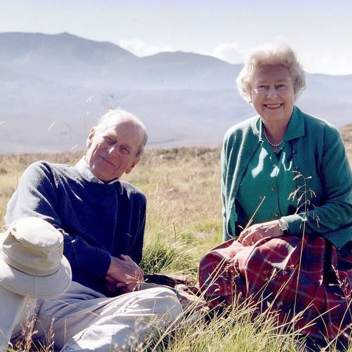 Queen Elizabeth Shares Never-Before-Seen Photo With Late Husband Philip