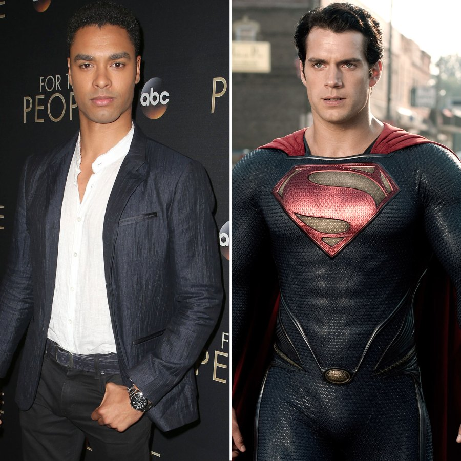 Rege-Jean Page Lost Out on Role to Play Superman Grandfather Because of His Skin Color