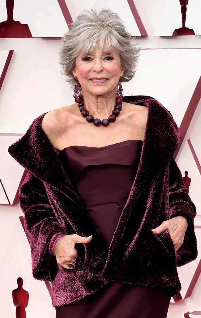 Rita Moreno canta en algún lugar West Side Story 2 Oscar 2021