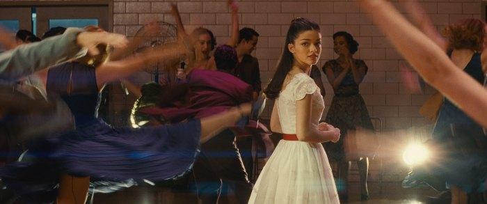 Rita Moreno canta en algún lugar West Side Story Rachel Zegler