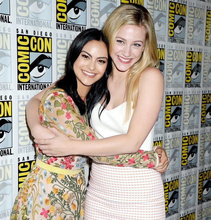 Riverdale's Camila Mendes Learned Costar Lili Reinhart Is a Sleep Talker During Quarantine