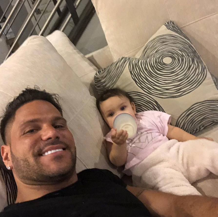 April 2018 Ronnie Ortiz Magro Ups Downs Through Years