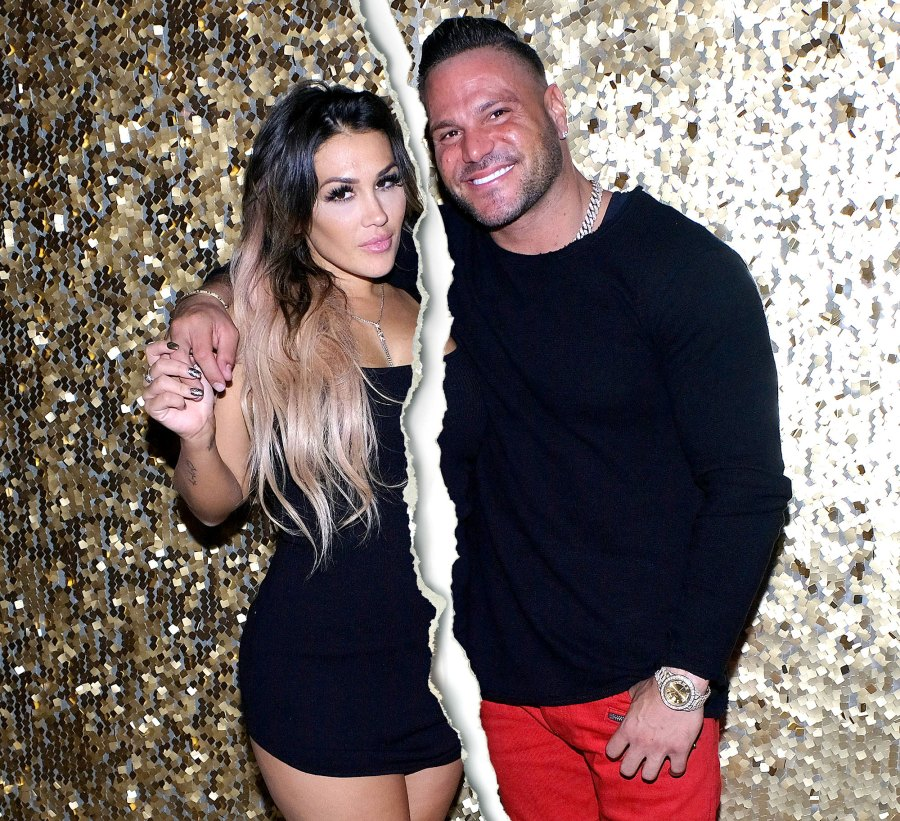 October 2019 Ronnie Ortiz Magro Ups Downs Through Years