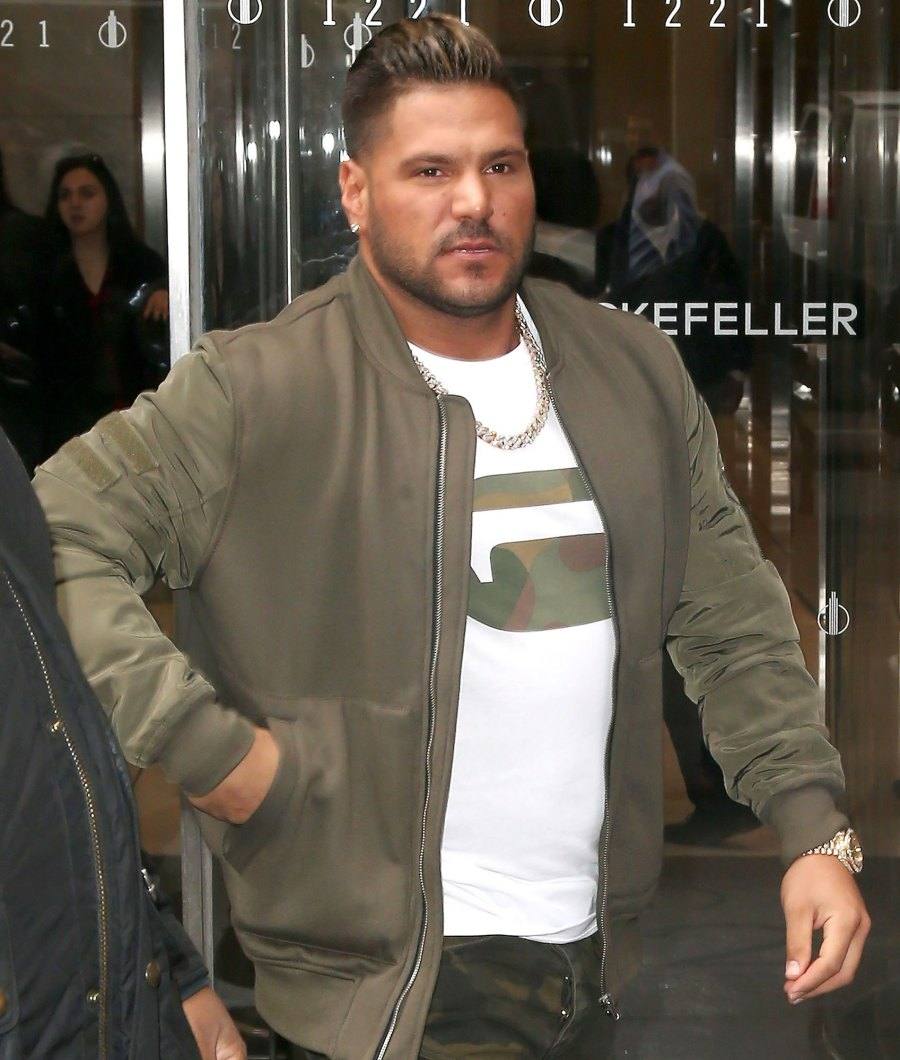 April 2021 Ronnie Ortiz Magro Ups Downs Through Years