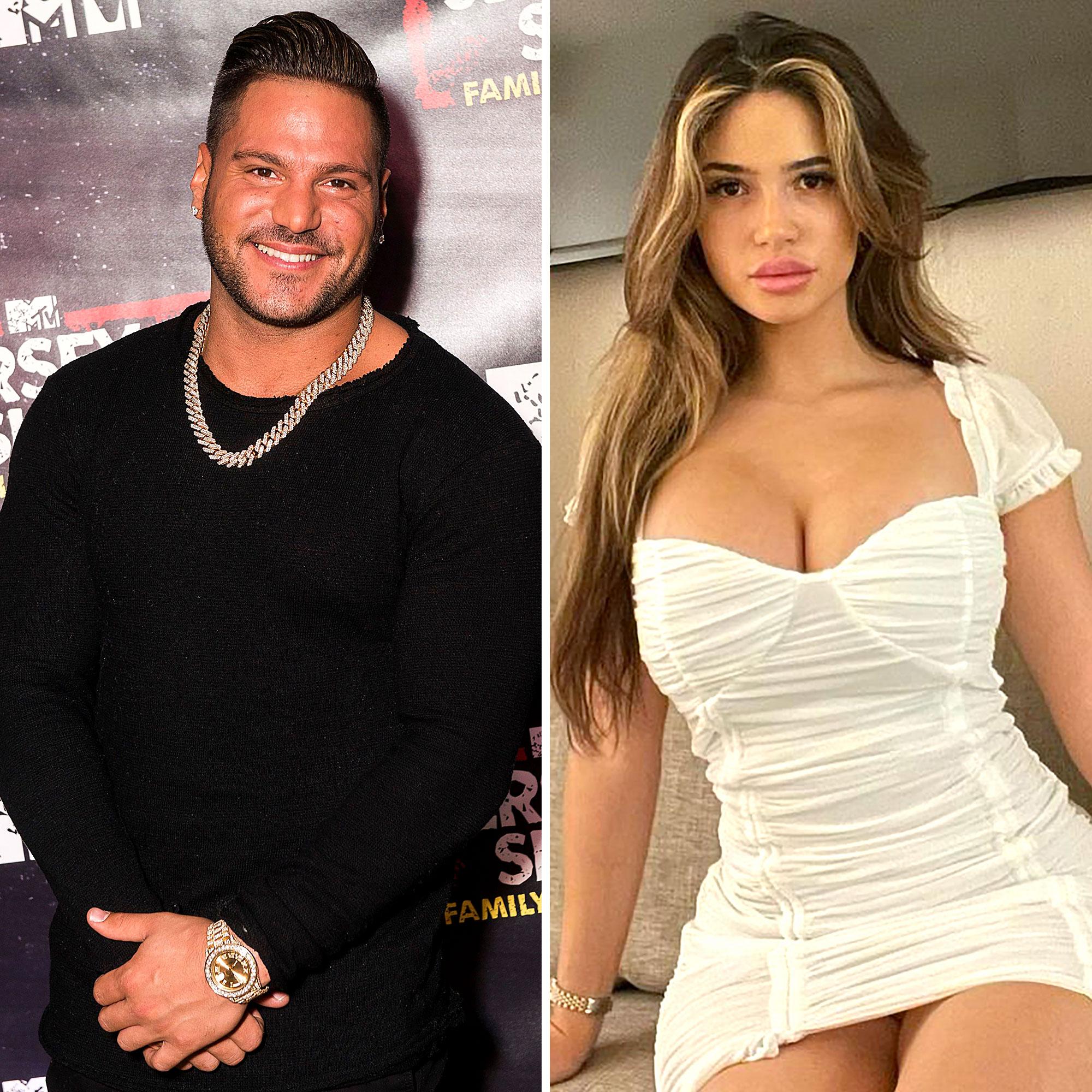 Ronnie Ortiz-Magro's Girlfriend Saffire Matos Reacts to Arrest