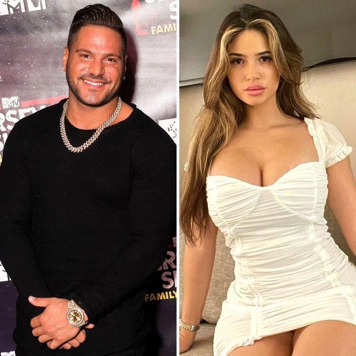 La novia de Ronnie Ortiz-Magro, Saffire Matos, dice que la pareja está 'bien'
