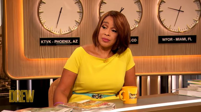 Royal Family Should Be More 'United' After Tell-All Drums Up 'Difficult' Conversations, Gayle King Says