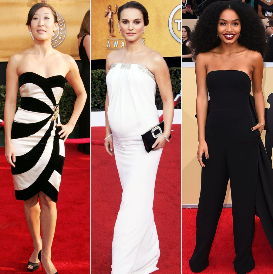 SAG Awards Best Looks Feature 2