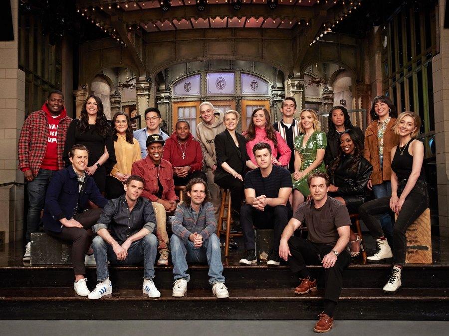 Saturday Night Live Cast Members Take Slight Digs at Elon Musk Ahead of Hosting Debut