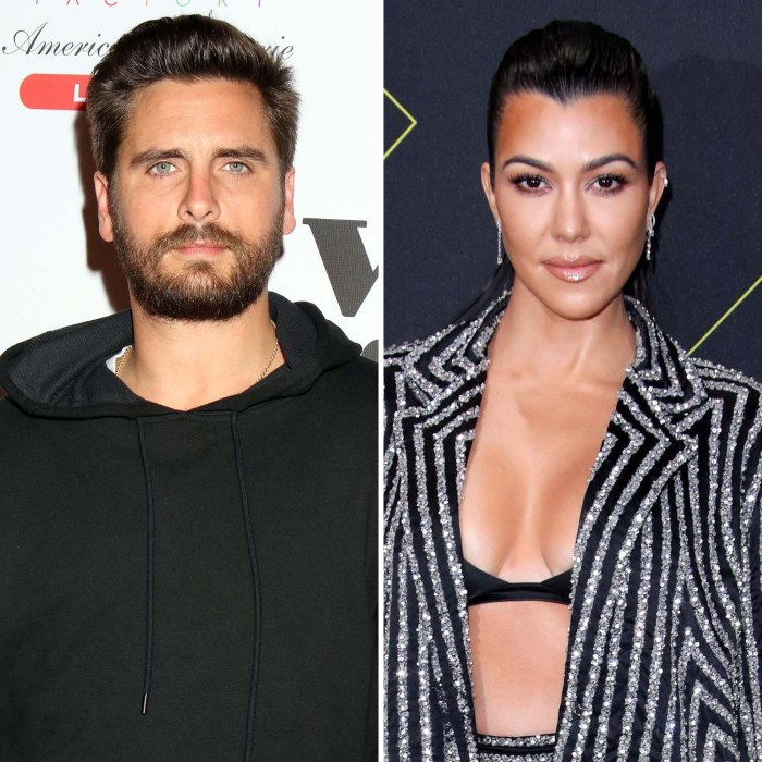 Scott Disick Praises Best Mom Kourtney Kardashian Her Birthday