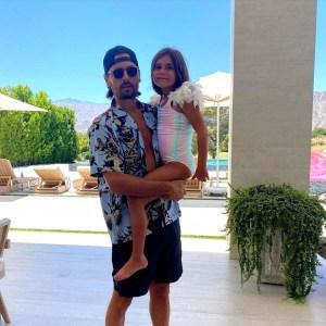 Scott Disicks Girlfriend Amelia Hamlin Reveals Nickname His 8 Year Old Daughter Penelope