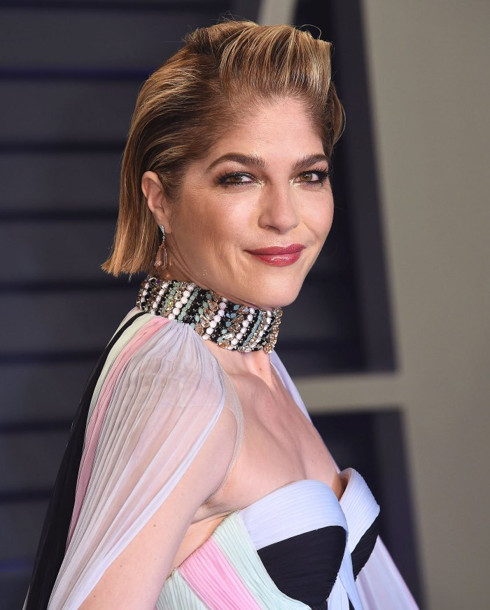 Selma Blair: Makeup Is My Gorgeous War Paint
