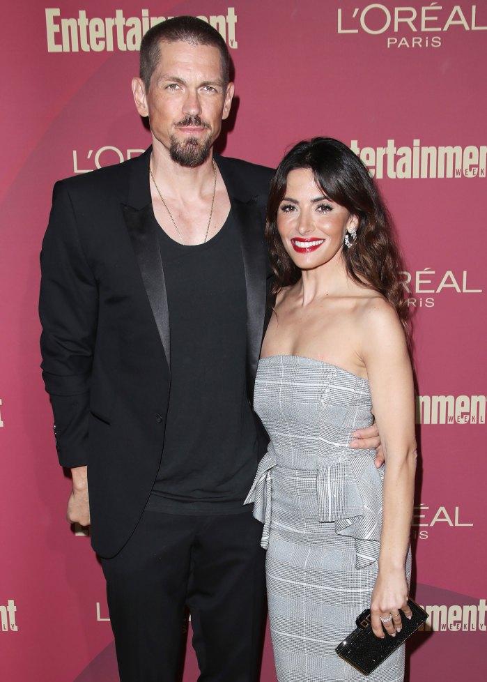Shameless' Steve Howey and Sarah Shahi Finalize Their Divorce
