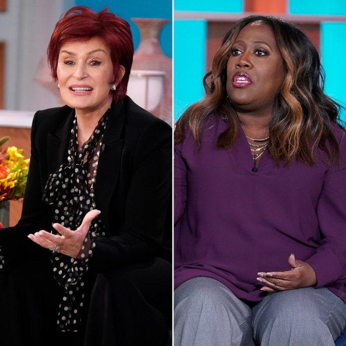 Sharon Osbourne Slams Sheryl Underwood's Claims She Didn't Apologize After 'The Talk' Drama, Releases Alleged Text Messages