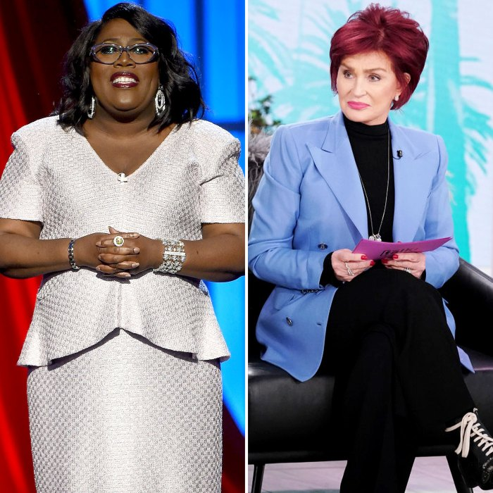 Sheryl Underwood Breaks Her Silence Sharon Osbourne The Talk