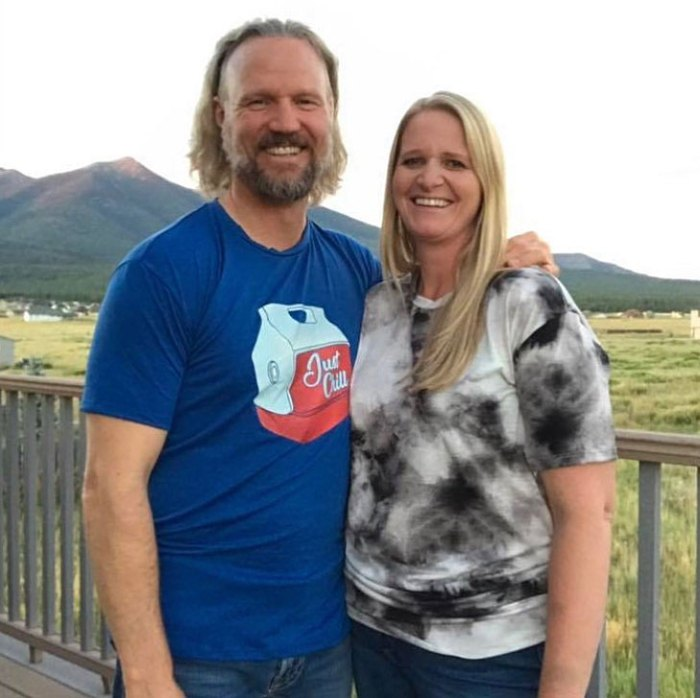 Sister Wives Christine Brown Reveals She Had a Rough Relationship With Kody Brown
