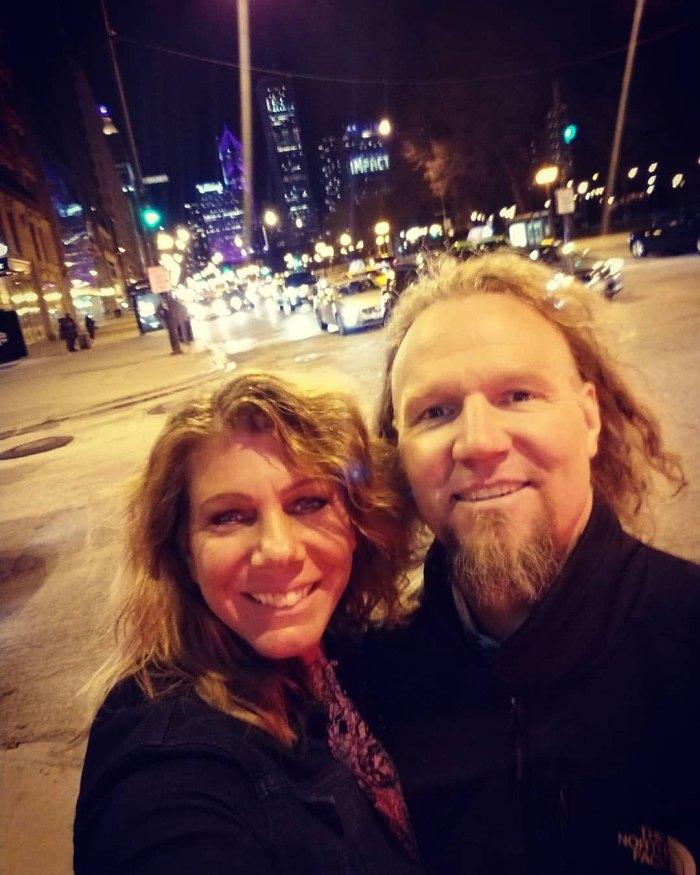 La hermana esposa Kody Brown expulsa a Meri en su trigésimo aniversario de bodas