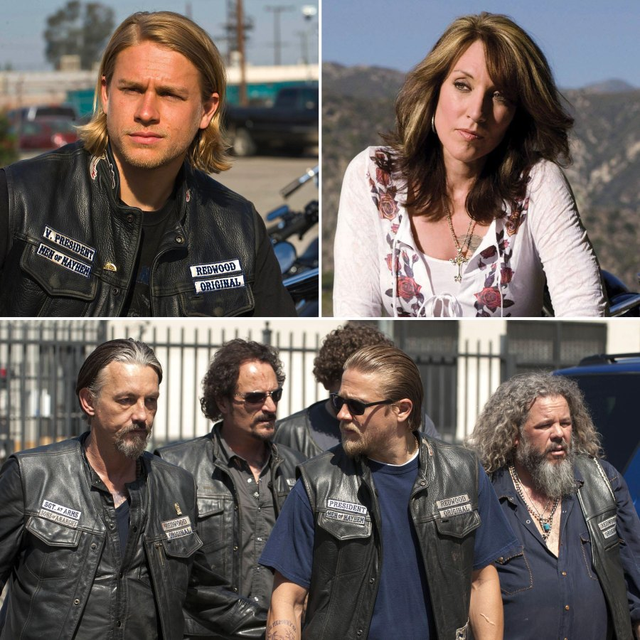 Sons of Anarchy Cast Where Are They Now