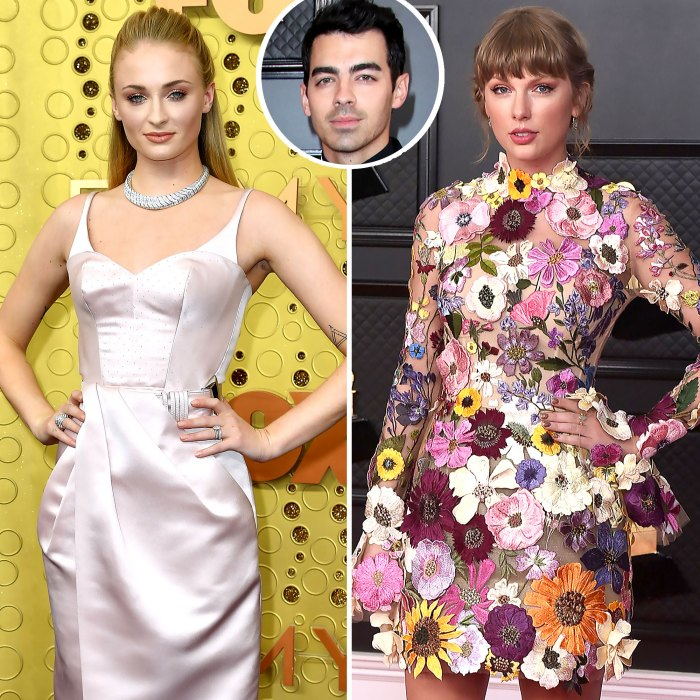 Sophie Turner Calls Taylor Swifts New Song Bop Fans Troll Joe Jonas