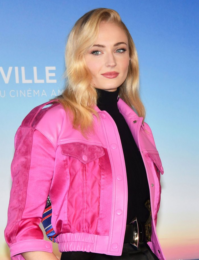 Sophie Turner Debuts $TK 'Willa' Diamond Necklace to Honor Her 1st Daughter