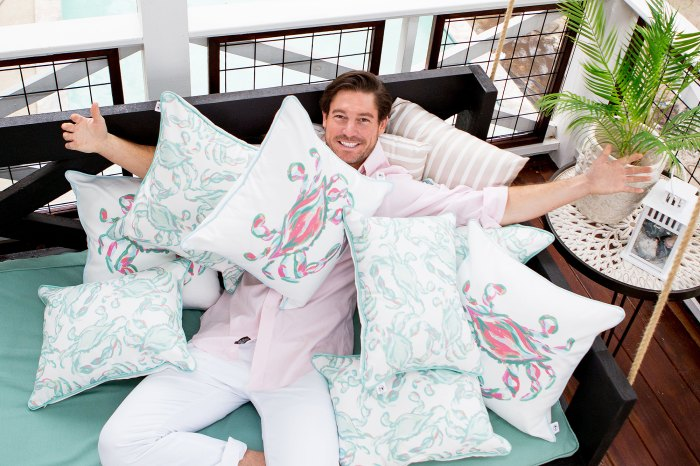 Southern Charm's Craig Conover Gives Us an Exclusive Look at His Sewing Down South Flagship Store 1