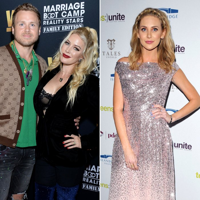 Spencer Pratt Accuses Sister Stephanie Pratt of Body-Shaming Heidi Montag: She's 'Not Pregnant'