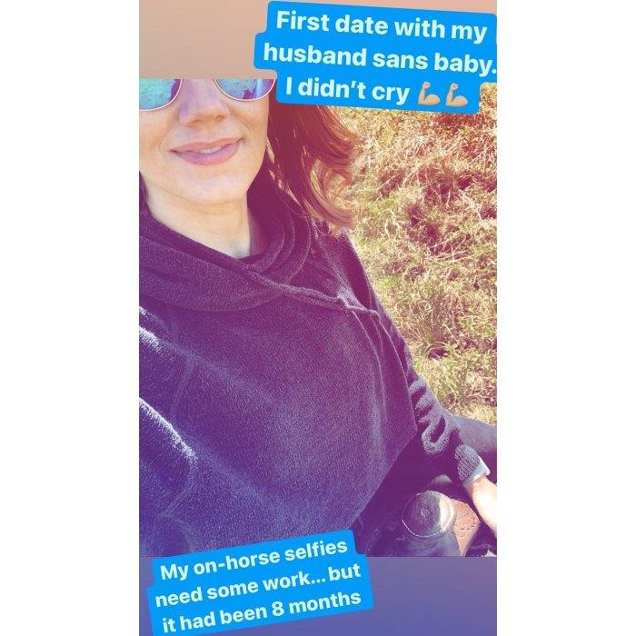 Staci Felker Husband Evan Felker Go on 1st Date After Baby